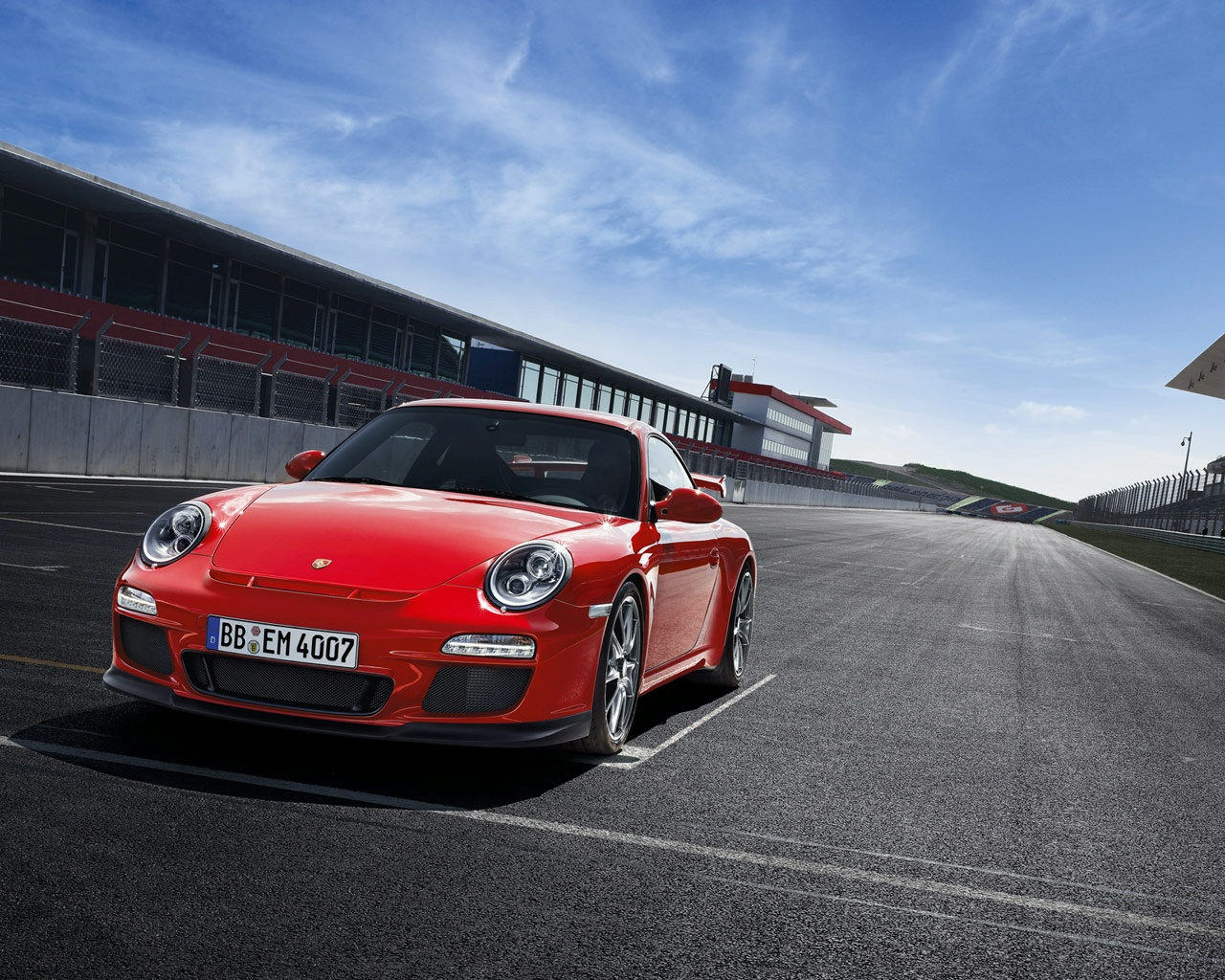 Photo porsche 911 gt3 facelift
