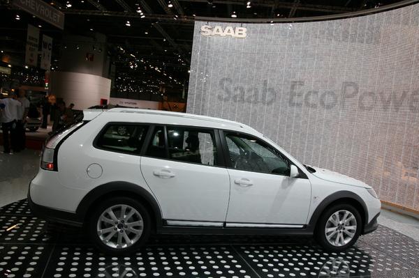 Photo Saab 9-3x