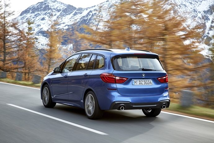 Photo Bmw Serie 2 F46 Gran Tourer