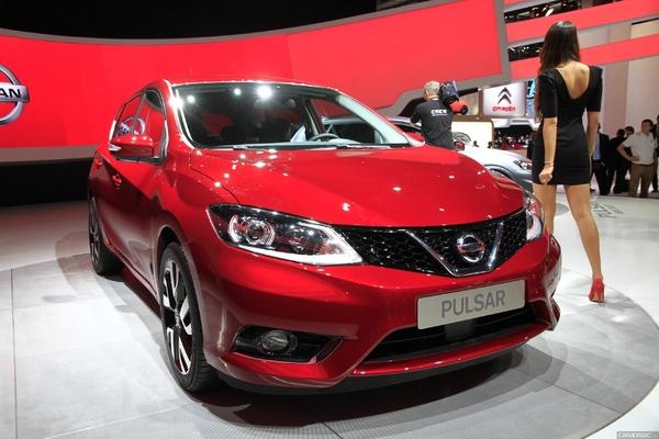 Photo Nissan Pulsar