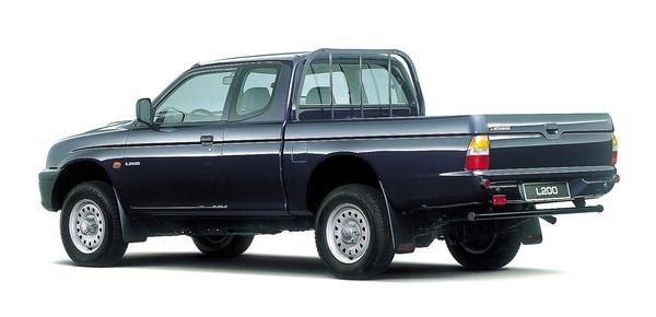 Photo Mitsubishi L200