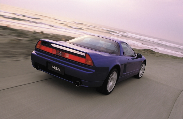 Photo Honda Nsx