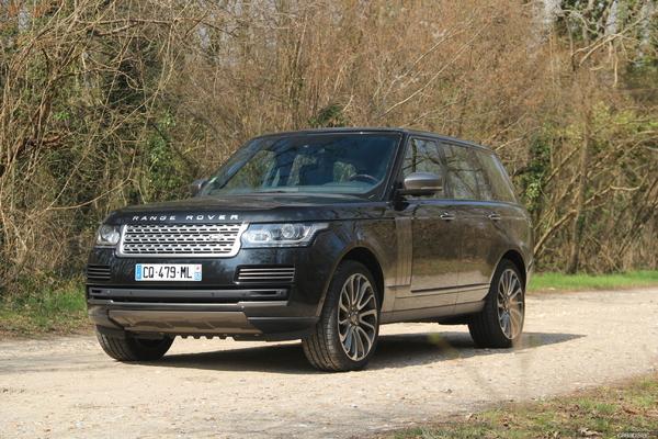 Photo Land Rover Range Rover 4