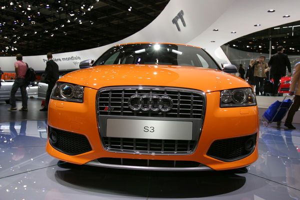 Photo Audi S3 (2e Generation)