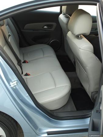 Photo Chevrolet Cruze
