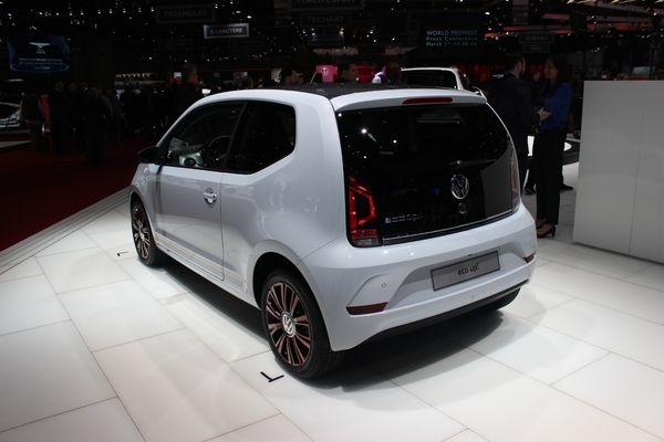 Photo Volkswagen Up!