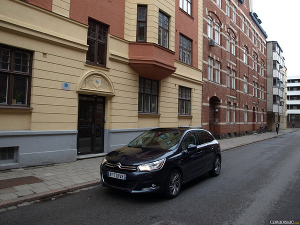 Photo Citroen C4 (2e Generation)