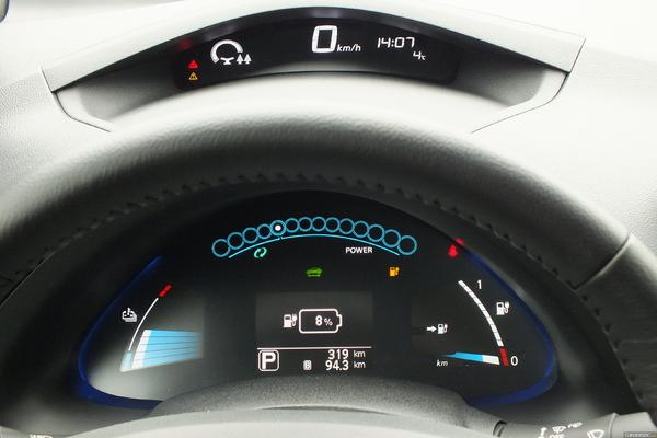 Photo Nissan Leaf