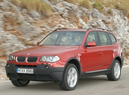 bmw x3 e83 essais fiabilit avis photos vid os. Black Bedroom Furniture Sets. Home Design Ideas