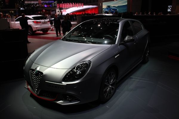 Photo Alfa Romeo Giulietta 3