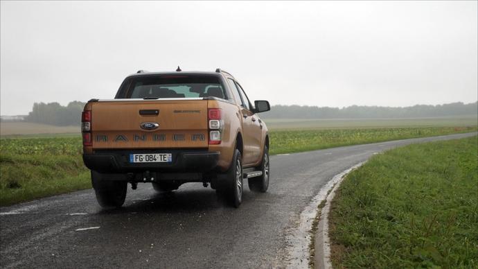Photo Ford Ranger 3