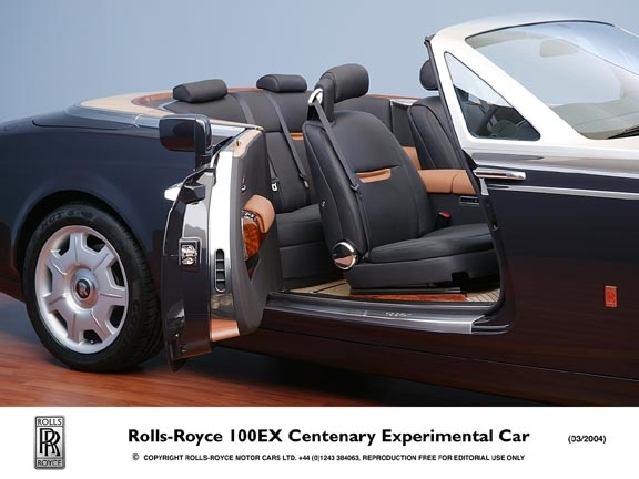Photo Rolls Royce Phantom Drophead