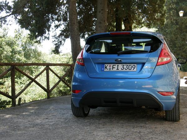 Photo Ford Fiesta 5