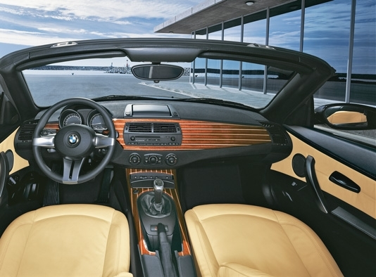 Photos bmw z4 e85 for Interieur z4 e85