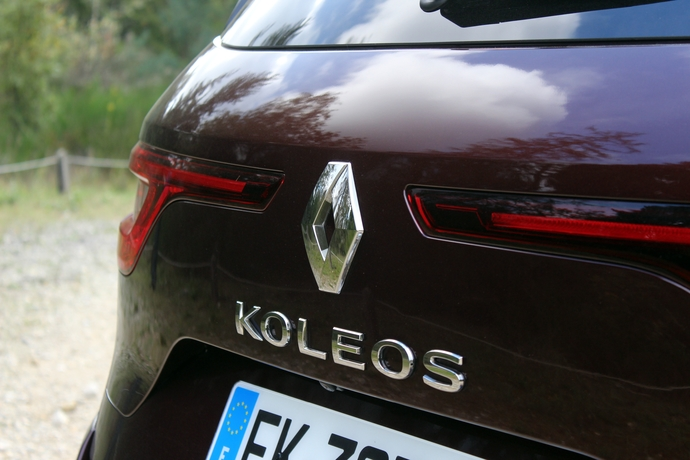 Photo Renault Koleos 2