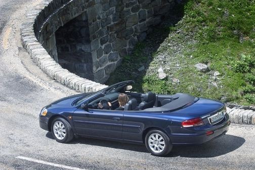 Photo Chrysler Sebring Cabriolet