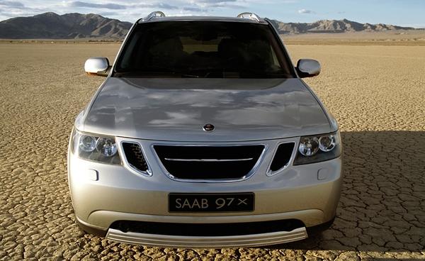 Photo Saab 9-7 X