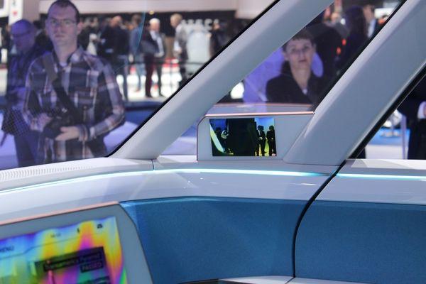 Photo Volkswagen Budd-e Concept