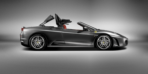 Photo Ferrari F430 Spider
