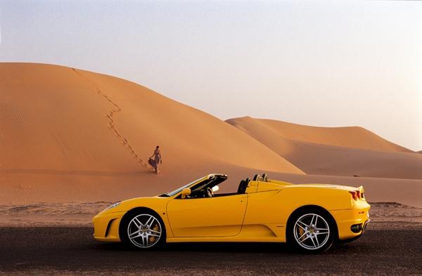 Photo Ferrari F430 Spider