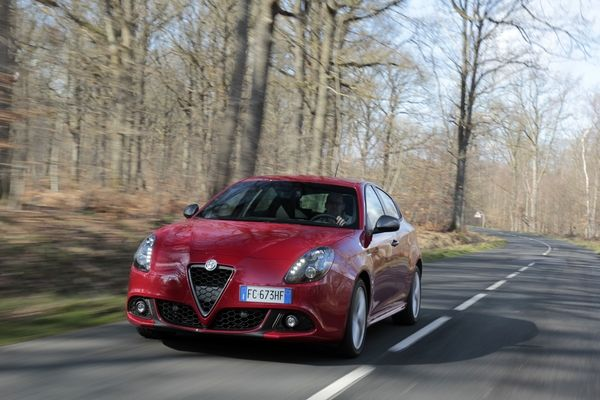 Photo Alfa Romeo Giulietta 3