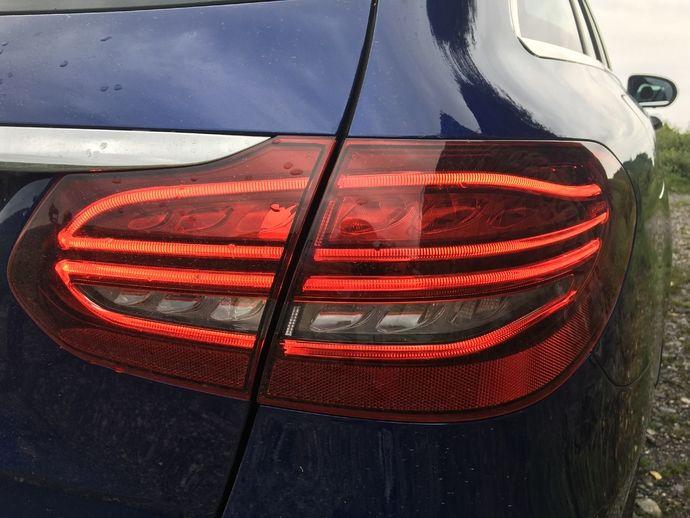 Photo Mercedes Classe C 4 Sw