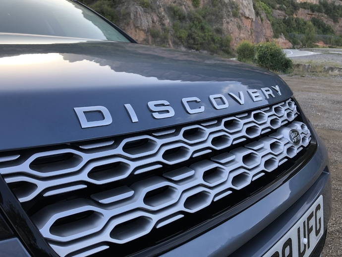 Photo Land Rover Discovery Sport
