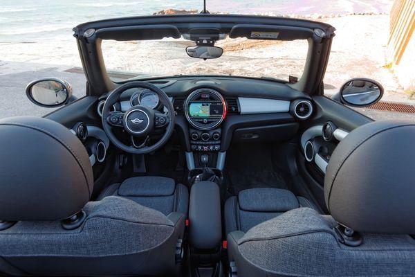 Photo Mini Mini 3 Cabriolet