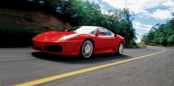 Photo Ferrari F430