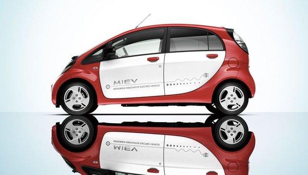 Photo Mitsubishi I-miev