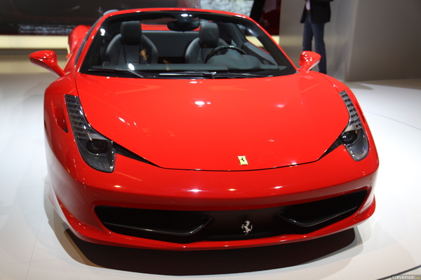 Photo Ferrari 458 Italia Spider