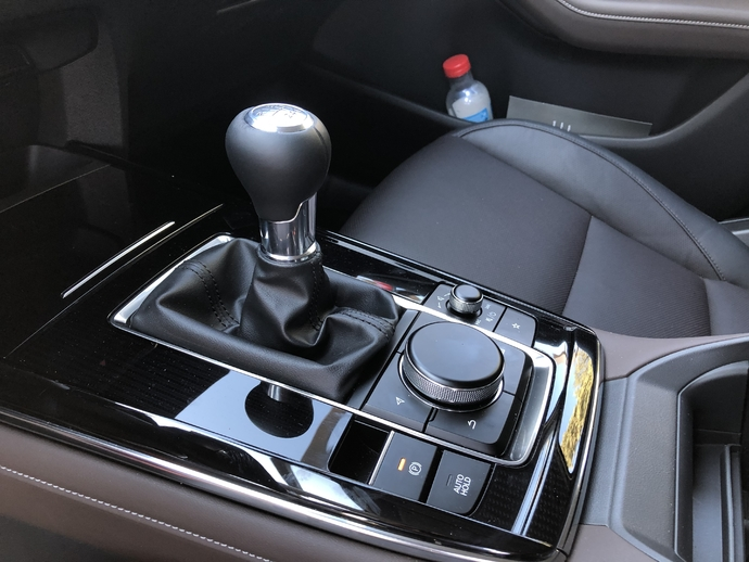 Photo Mazda Cx-30