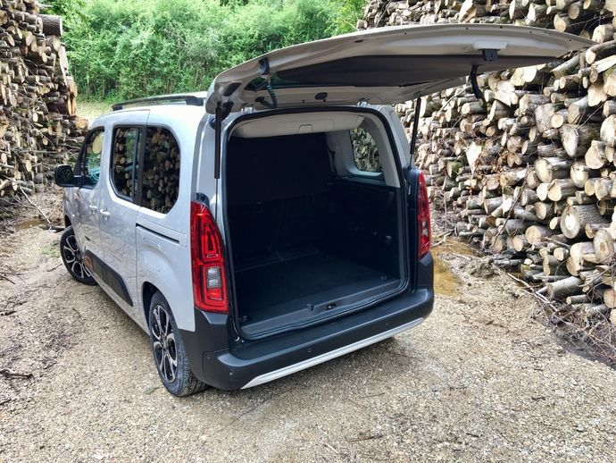 Photo Citroen Berlingo 3 Multispace