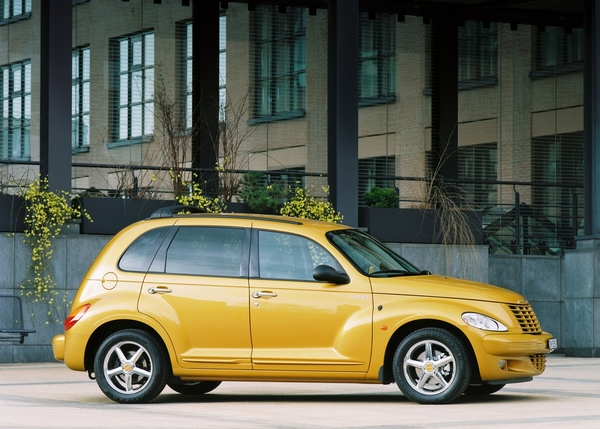 Photo Chrysler Pt Cruiser