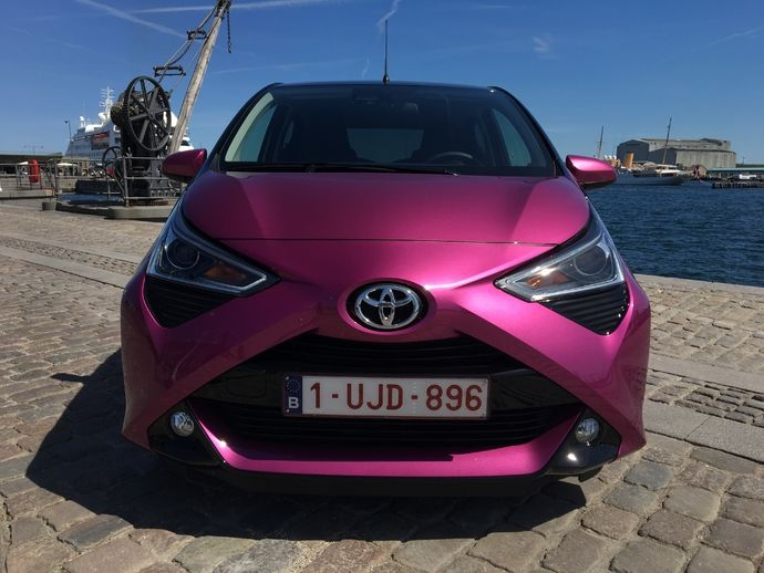 Photo Toyota Aygo 2