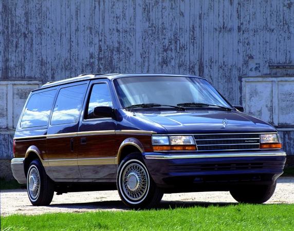 Photo Chrysler Grand Voyager