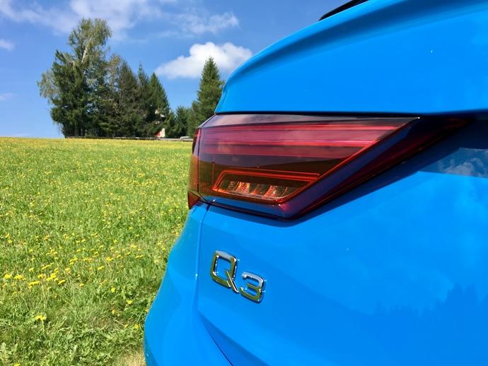 Photo Audi Q3 (2e Generation) Sportback