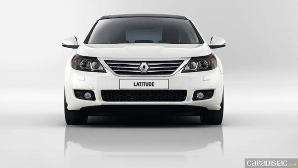Photo Renault Latitude