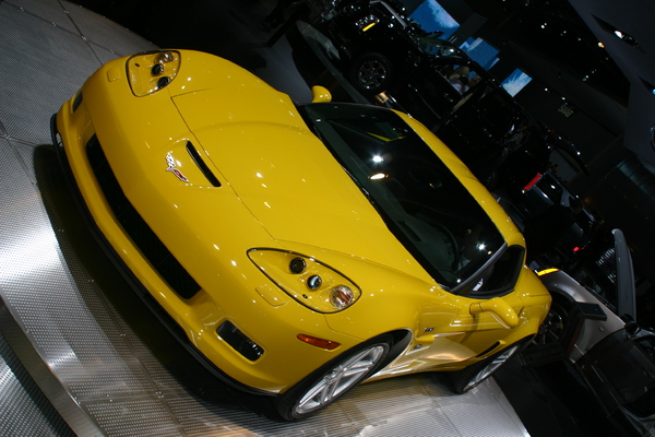 Photo Chevrolet Corvette Z06