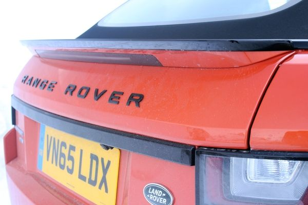 Photo Land Rover Range Rover Evoque Cabriolet