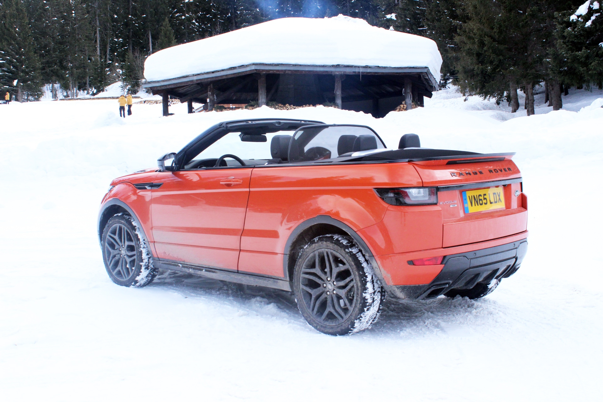 photos land rover range rover evoque cabriolet. Black Bedroom Furniture Sets. Home Design Ideas