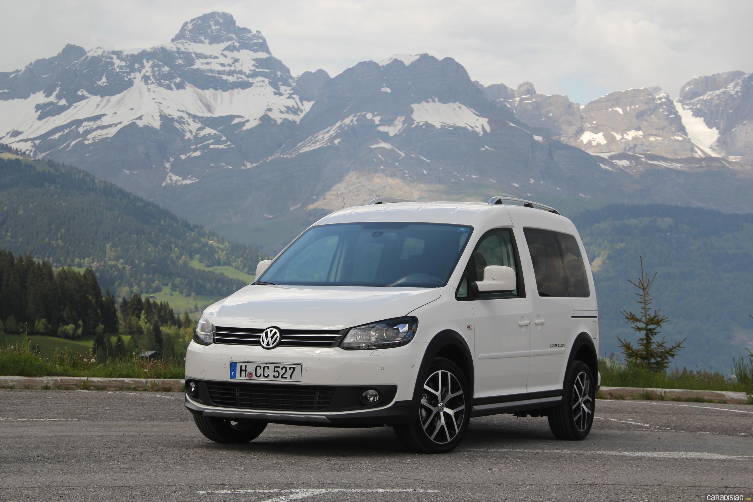 Volkswagen Cross Caddy La Randonnee 3 Etoiles 295451 104724