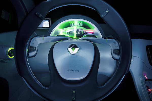 Photo Renault Ze Concept