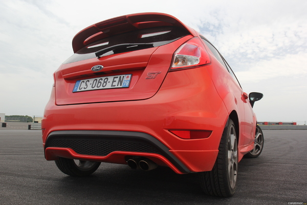 Photo Ford Fiesta 5 St