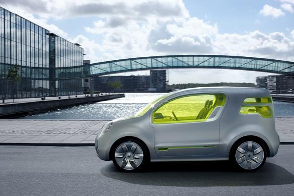 Photo Renault Ze Concept