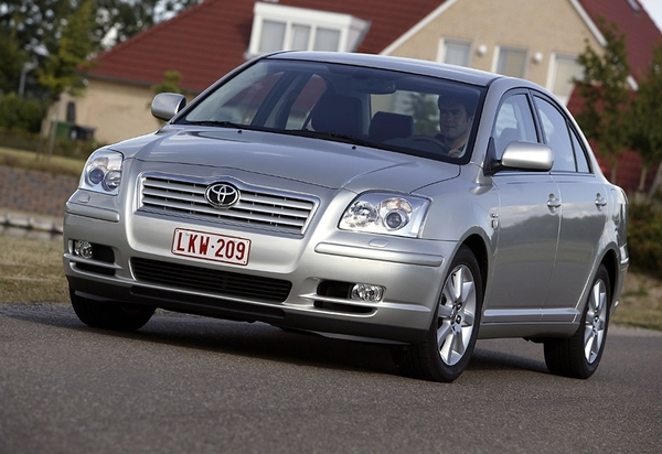 Photo Toyota Avensis 2