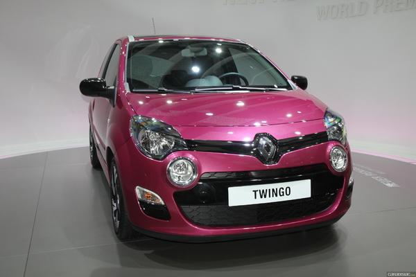 Photo Renault Twingo 2