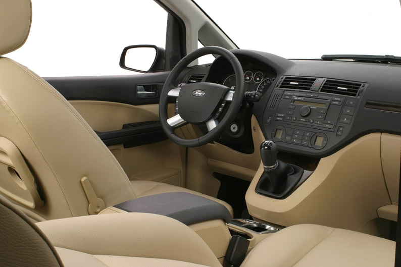 Photos ford focus c max for Interieur ford c max
