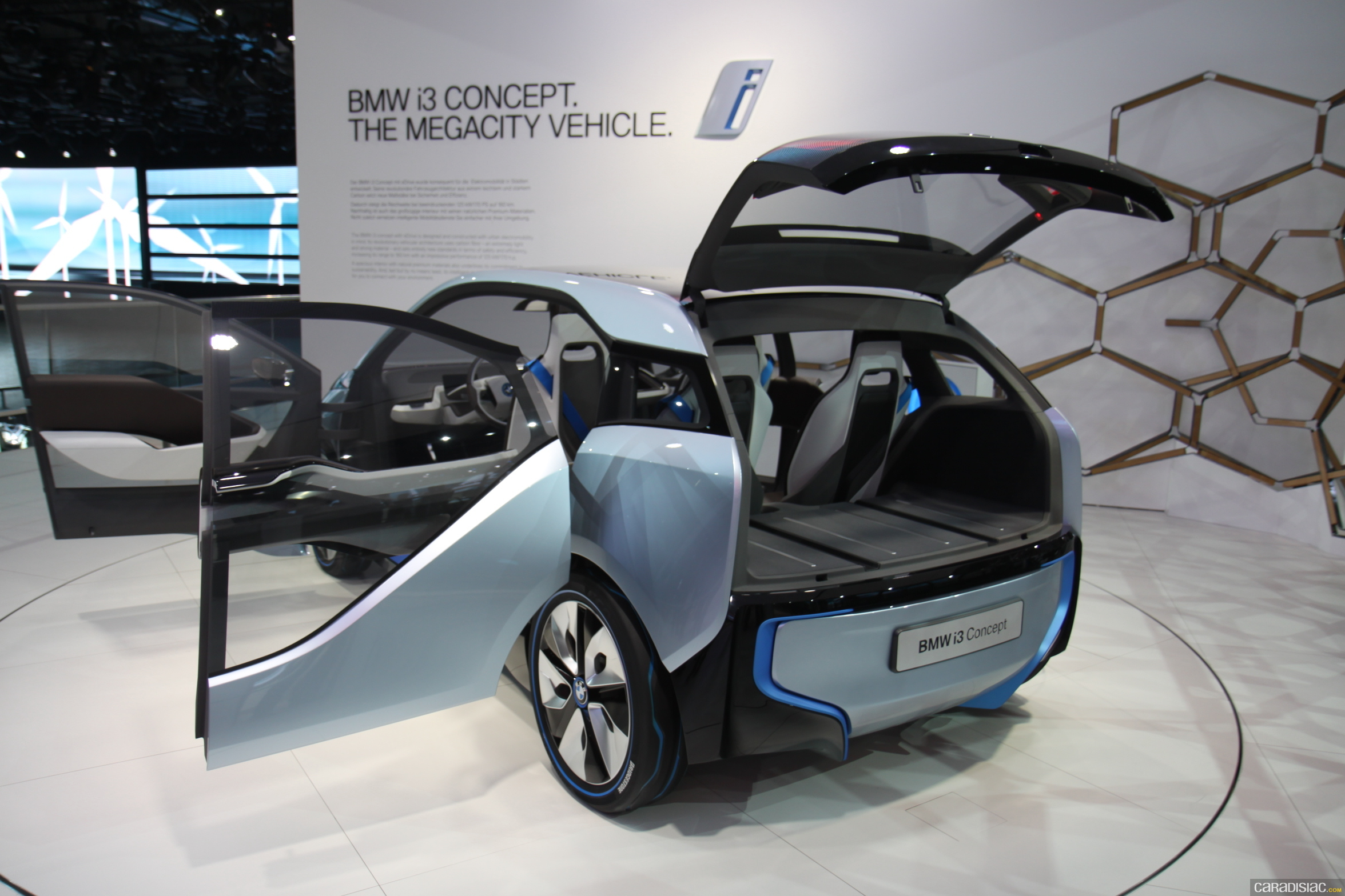 photos bmw i3 concept. Black Bedroom Furniture Sets. Home Design Ideas