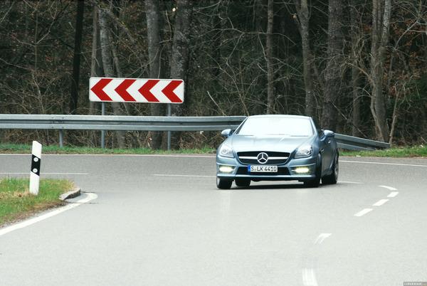 Photo Mercedes Slk 3